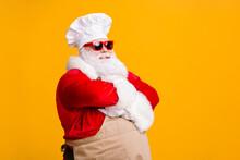 Turned Photo Of Fat Santa Clau...
