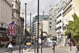 Fototapeta Londyn - Wielka Brytania, Anglia, Londyn, Brexit, wyjście Anglii z Unii Europejskiej. Wielka Brytania opuściła Unię Europejską 31 stycznia 2020 o godz. 24:00 CET