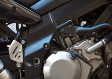Motorcycle Machinery Closeup