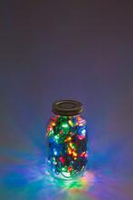 Saving Christmas In A Mason Jar