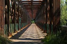 Pont De Structure, Métallique...