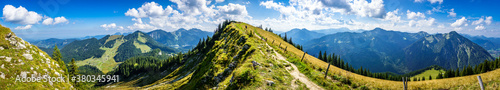 Foto view at the Bodenschneid mountain - Bavaria - Spitzingsee