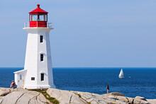Peggy's Point Lighthouse Again...