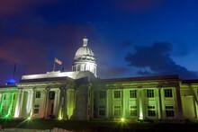 Illuminated Town Hall