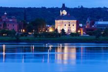 City Hall By Saint John River ...
