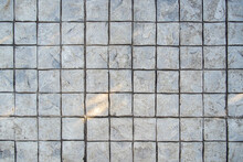Marble Tiled Floor And Backgro...