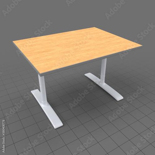 Fototapeta Modern desk obraz
