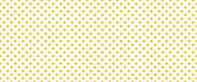 Orange, Polka Dot Jersey Patte...