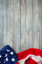 Patriotic: Fourth Of July Holiday Background