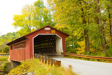 Silk Road Covered Bridge With ...