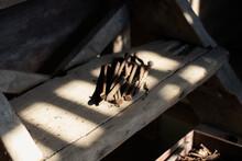 Rusty Nails Arranged