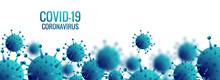 .Coronavirus Microbe Cells In ...