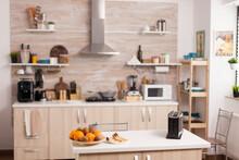 Modern Kitchen Design With Nob...