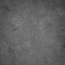 Grunge Grey Background With Sp...
