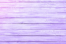 Lilac Color Rustic Wooden Text...