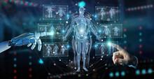 Robot Hand Using Digital X-ray...