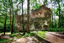 Slovakia - Ruins Of Castle Dobra Voda