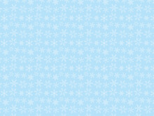 Snowflake Background Illustrat...