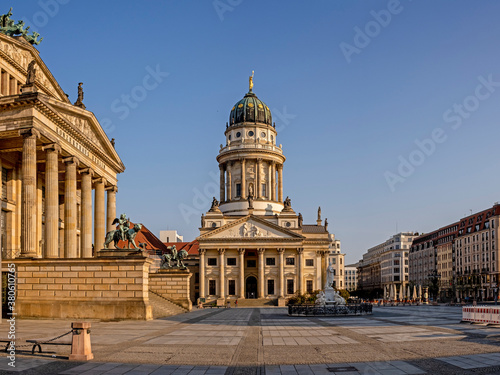 Photo gendarmenmarkt in berlin mitte