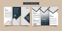 Travel Business Trifold Brochu...