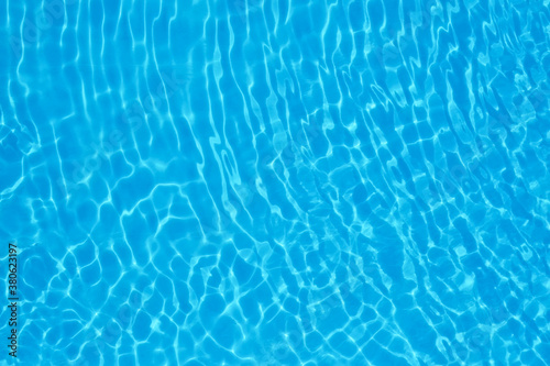 Tela Pure water with ripples in swimming pool
