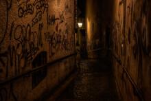 Augsburgs Gloomy Alleys - Augs...