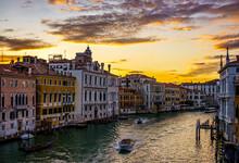 Historic Buildings In Venice -...