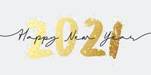 Happy New Year 2021 Brush Pain...