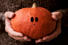 Scared Pumpkin