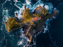 Aerial View Of San Juan De Gaz...
