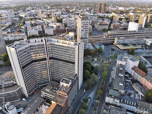 Fototapeta Essen city, Germany obraz
