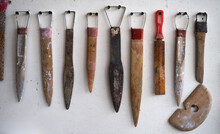 Close-up Tools For Making Art ...