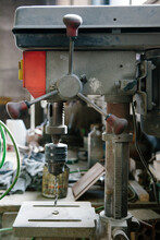 Industrial Metal Drill
