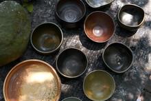 Close-up Ceramics, Fired In A ...