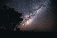 Milky Way In The Outback