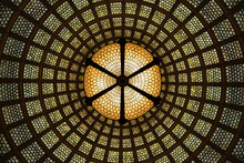 Ornate Ceiling Skylight