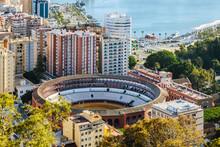 Aerial Image Of Malaga Bullrin...
