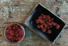 Dried Cherry Tomatoes For Pres...