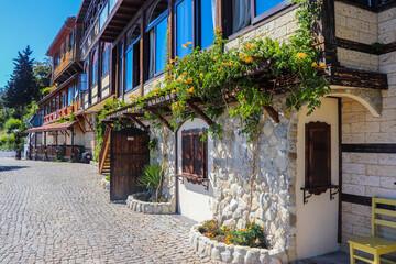 stara architektura uliczka