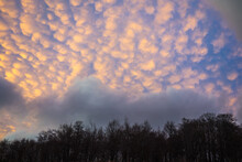 Puffy Cloud Formation