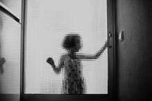 Kid Through Window