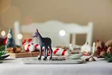 Creative Festive Table Setting...