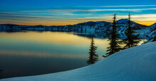Crater Lake National Park At S...