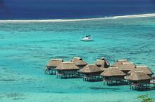 Luxury Bungalows On Moorea, Tahiti