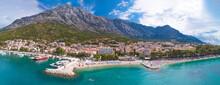 Adriatic Town Of Baska Voda Be...