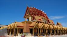 Gorgeous Buddhist Temple Soars...