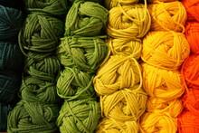 Knitting Wool Mix