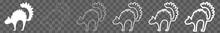 Cat Icon White | Cats Illustra...