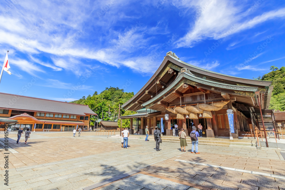 Fototapeta 出雲大社 島根県出雲市  Izumo Taisha Shimane-ken Izumo city