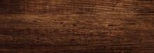 Dark Natural Wooden Texture Ma...